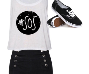 michael, outfit, and luke hemmings image