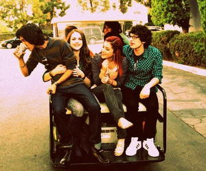 victorious, ariana grande, and avan jogia image