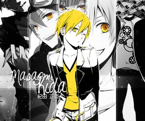 durarara, masaomi kida, and anime image