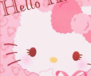 hello kitty, HK, and wallpaper image