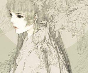 anime, asian, and ibuki satsuki image
