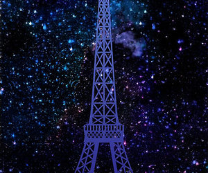 blue, cosmos, and france image
