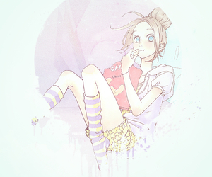 anime, pastel, and cute image