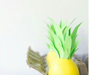 diy, easter, and pineapple image