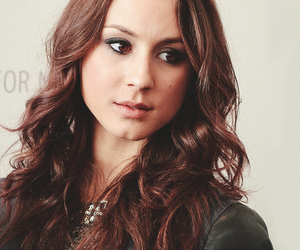 pretty little liars, spencer hastings, and troian billisario image
