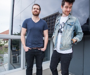 bastille, dan smith, and music image