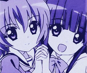 anime and higurashi no naku koro ni image