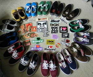 colorful, obey, and dope image