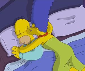 bart simpson, the simpsons, and lisa simpson image