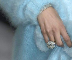 blue, fashion, and pale image