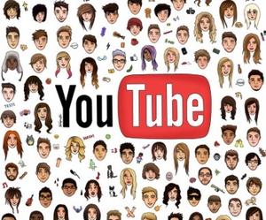 youtube, youtubers, and zoella image