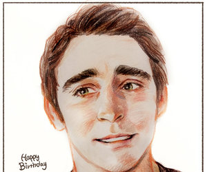 draw, fan art, and lee pace image