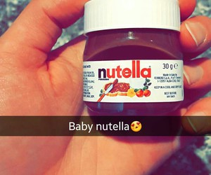 love and nutella image