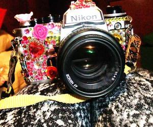 camera, nikon, and Camera Porn image
