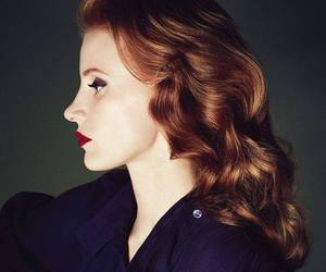 jessica chastain and beautiful image