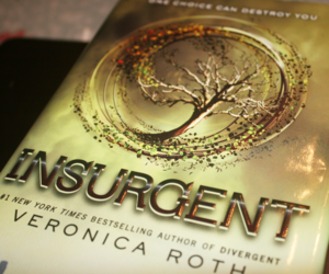 insurgent and book image