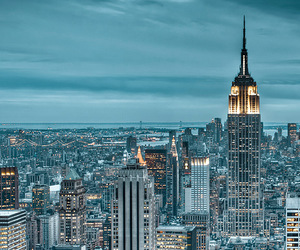 nyc, city, and newyork image