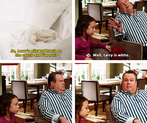 quotes, modern family, and cameron tucker image