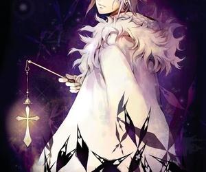 anime, allen walker, and d gray man image