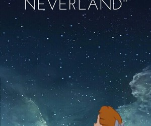 beautiful, peter pan, and pixie dust image