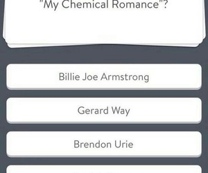 band, fall out boy, and mcr image