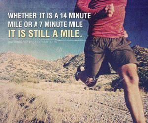 running, motivation, and run image