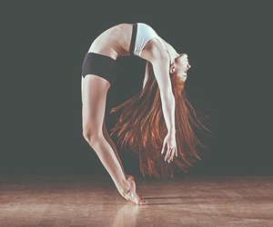 acrobat, ballet, and acro image