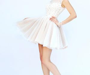dress, pretty, and sherri hill image