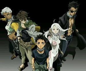 deadman wonderland and anime image