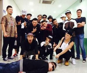bobby, Ikon, and rapper image