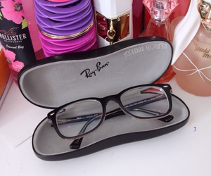eyeglasses, lenses, and friendly image