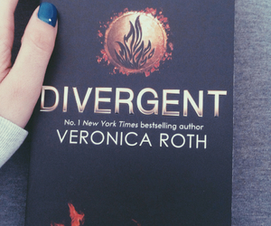 book, movie, and insurgent image