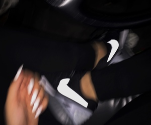 black, blurry, and tumblr image