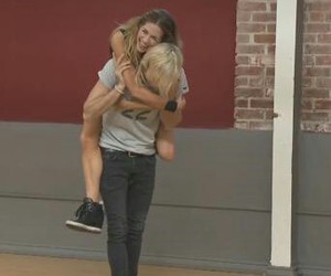 couple, cuties, and allison holker image