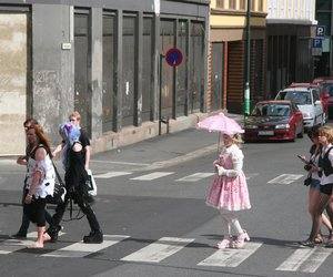 cosplay, lolita, and friends image