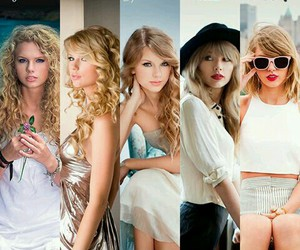 Taylor Swift, red, and 1989 image