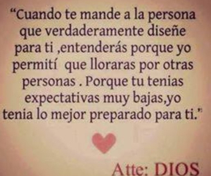 frases, dios, and love image