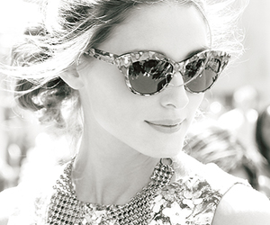 fashion, olivia palermo, and sunglasses image
