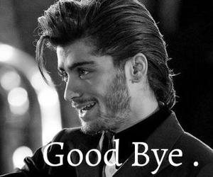 zayn malik, bye, and 1d image