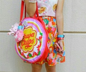 decora, kawaii, and j fashion image