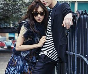 park shin hye and lee jong suk image