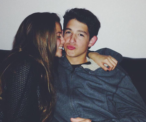 couple, goals, and kiss image