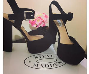 heels, shoes, and stevemadden image