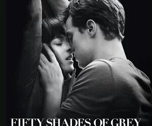 fifty shades of grey, dakota johnson, and grey image