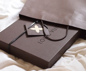 Louis Vuitton, luxury, and box image