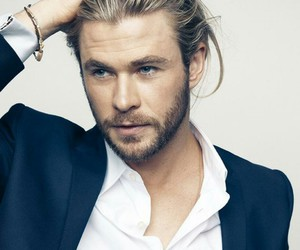 actor, thor, and Hot image
