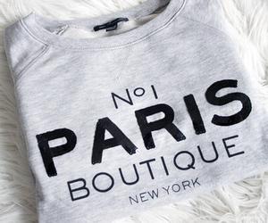 fashion, paris, and boutique image