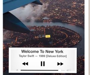 new york, Taylor Swift, and travel image