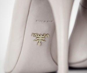 Prada, shoes, and pink image