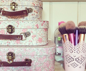 make up, style, and makeup image